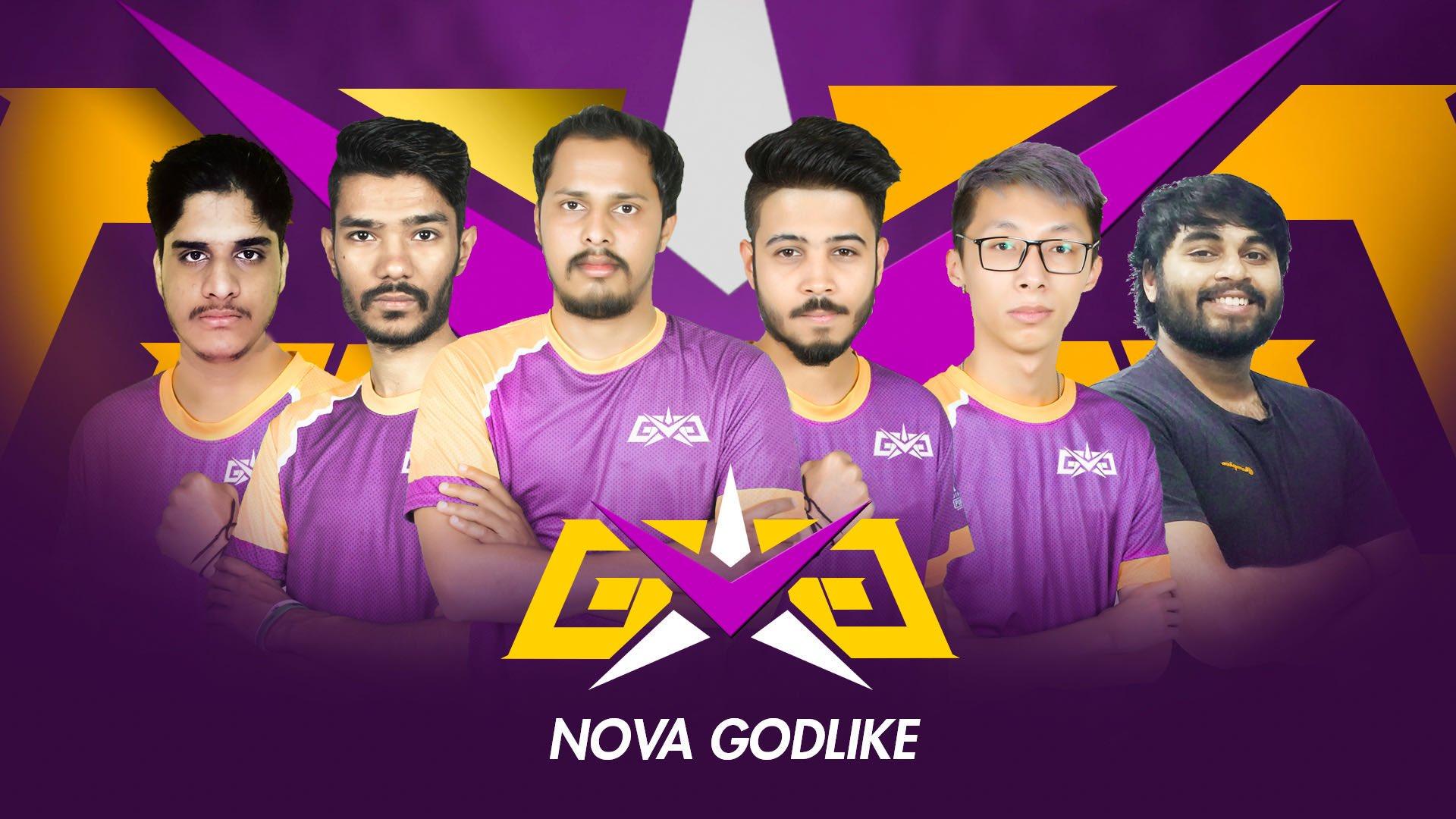 Godlike new sponsor Nova eSports
