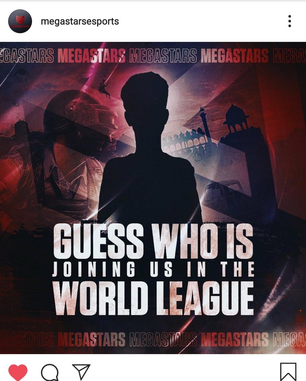 Owais joining mega