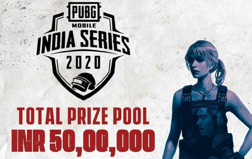 PUBG Mobile India Series 2020 Prizepool