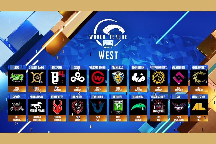 PMWL 2020 West