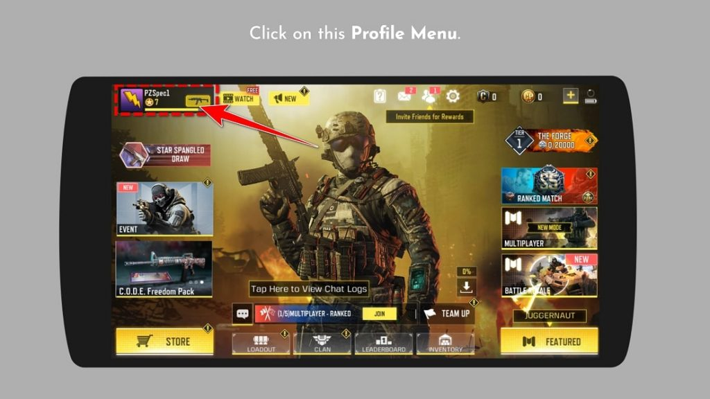 How To Find Call Of Duty Mobile Username Ign And User Id Uid Playerzon Blog