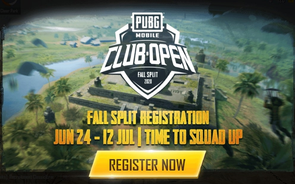 PMCO 2020 Fall Split Registration