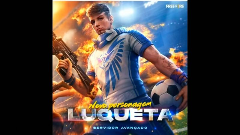 free fire Lucas character