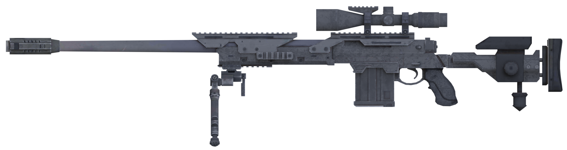 Top Sniper Rifle in COD