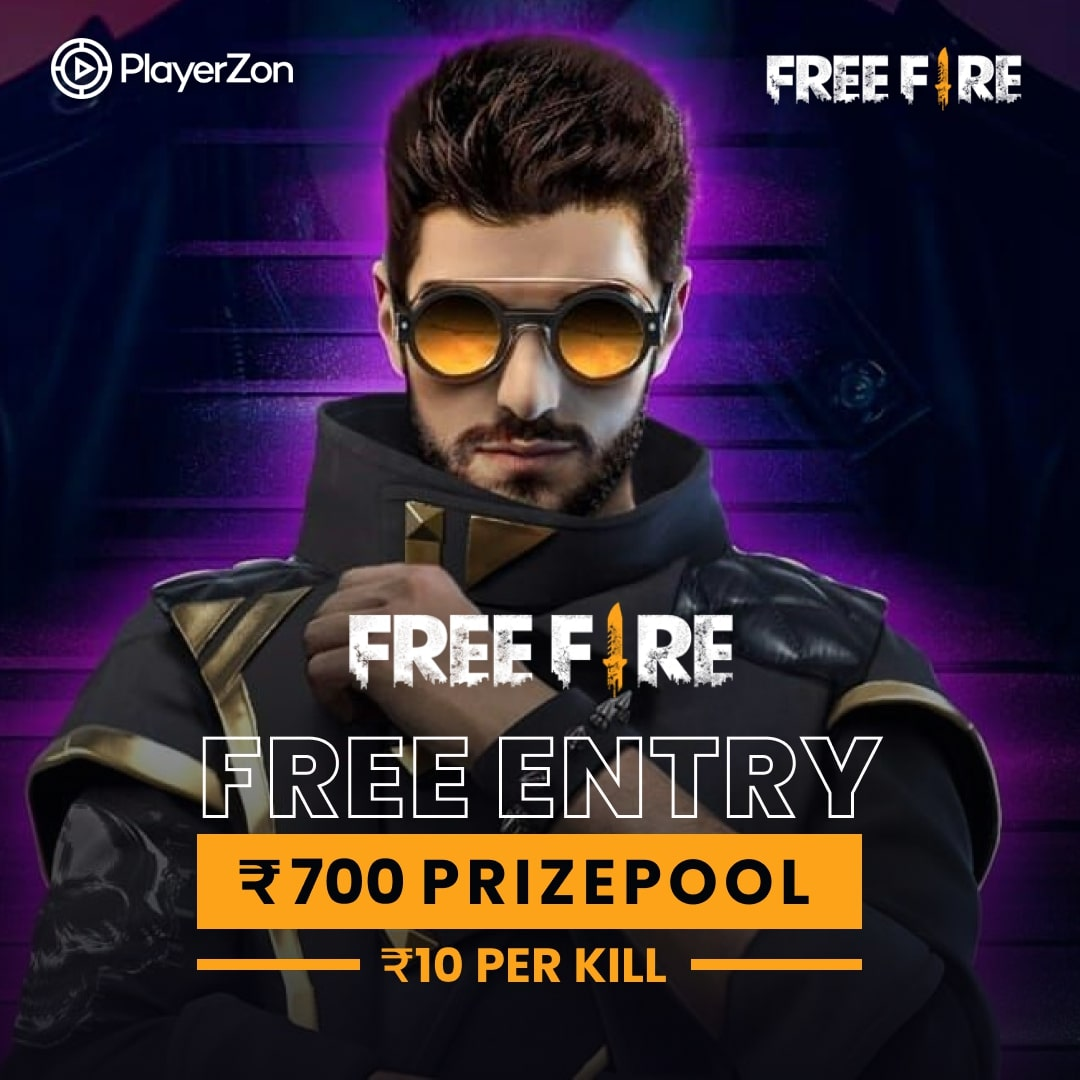 FreeFire Free Tournament App