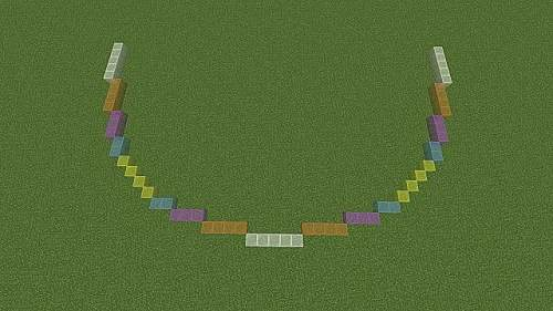 how-build-minecraft-cricle-with-horizontal-vertical-blocks