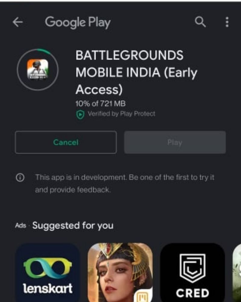 How to Download Early Access of Battlegrounds Mobile India on Android?