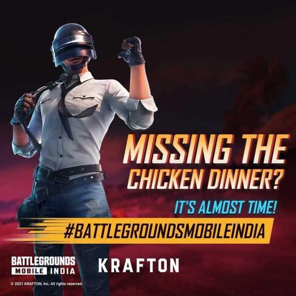 Battlegrounds Mobile Indiaa