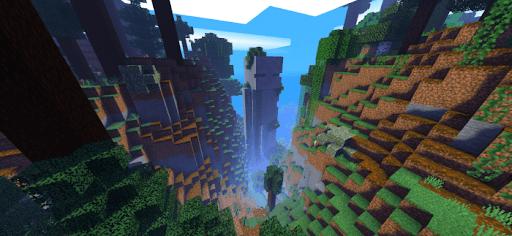 ESTN Shader for Minecraft Bedrock Edition