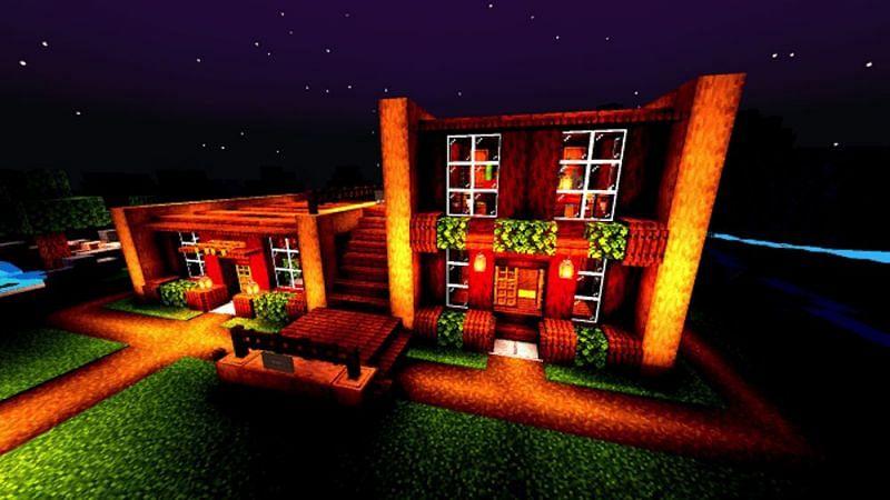 Olesik Shader for Minecraft Bedrock Edition