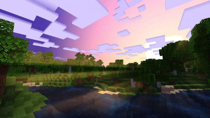 Shaderless Shader for Minecraft Bedrock Edition