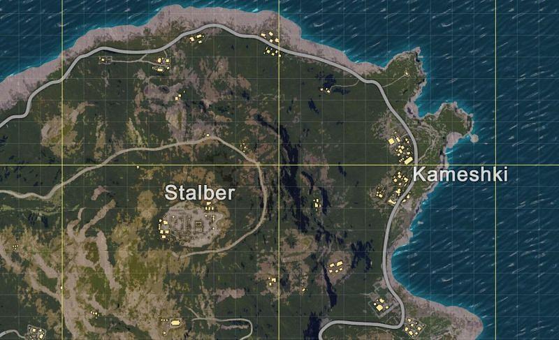 Stalber and Kameshki